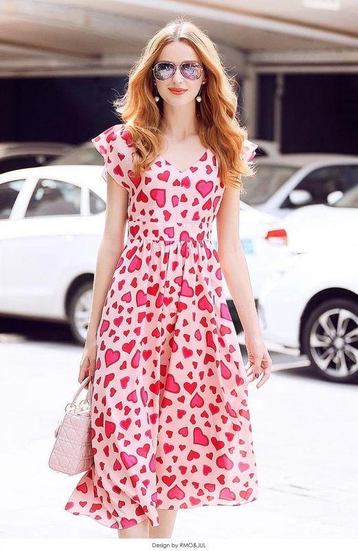 16款淑女时装,俏丽婀娜高贵大方夏天让你清爽又美丽