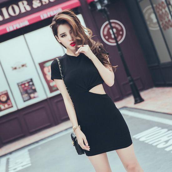 六月喜欢小黑裙?这几款小黑裙见过吗?